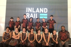 Inland Rail Sod Turning Ceremony Parkes - Event Operations and Logistics