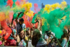 The Color Run Perth - Onsite Event Operations and Event Staffing