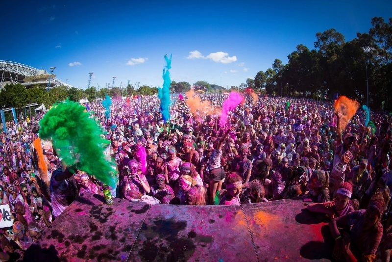 The Color Run, Sydney, Australia. 5,, likes · talking about this. The Happiest 5k on the Planet. Register at backmicperpte.ml