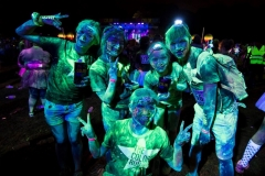 The Color Run Sydney Night - Event Management